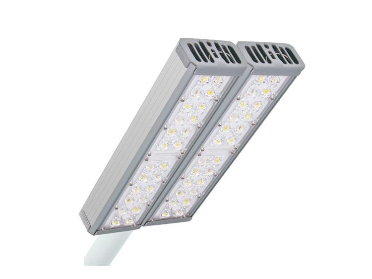Светодиодный светильник Модуль Магистраль консоль КМО-2 128 Вт - ViLED СС М2-К-Н-128-350.200.150-4-0-67