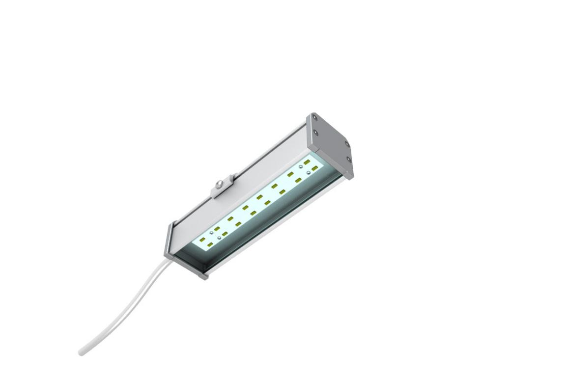 Светодиодный светильник SV-SPIRE-10-210-LG