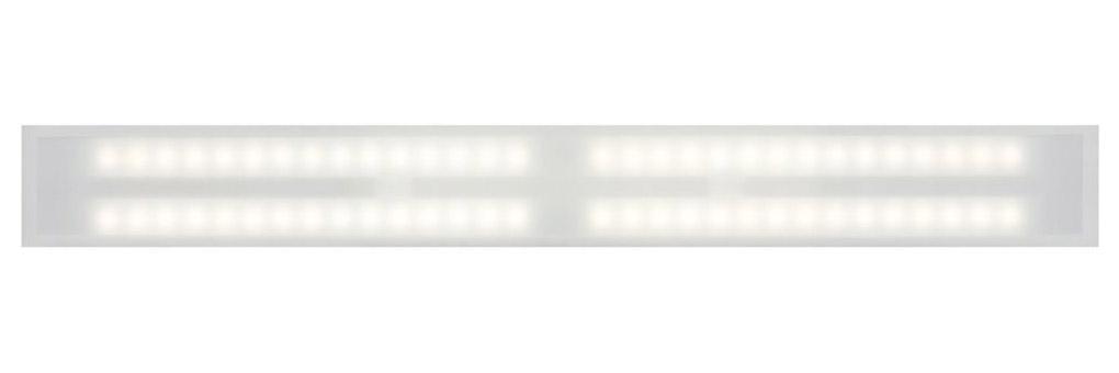 Промышленный светодиодный светильник LedNik ПСО 24 Light К полупрозрачный/матовый - 1200 мм