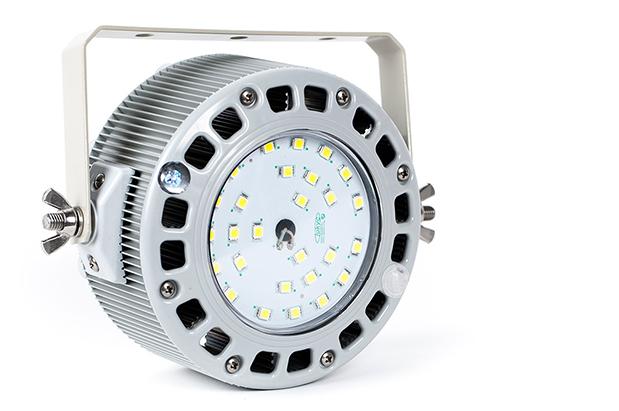 Светильник светодиодный ПСС-30 цветной (красный, зелёный, синий)