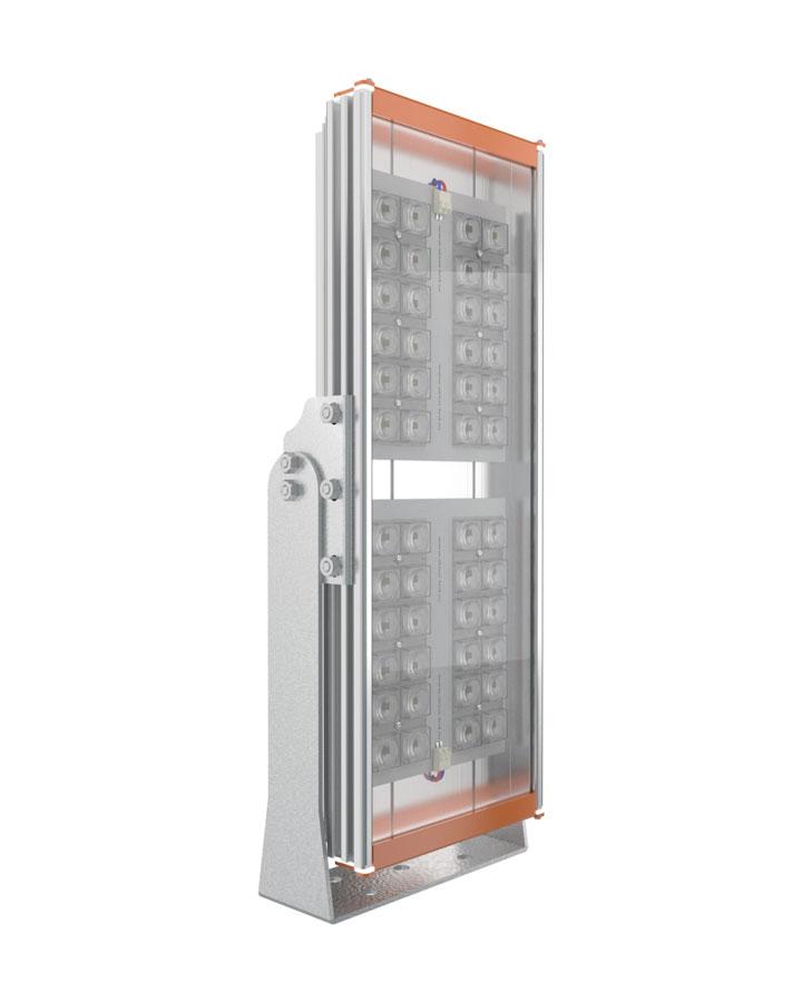 Прожектор светодиодный СИРИУС-ДБУ-01-80-К30/К13/Г53/Г68