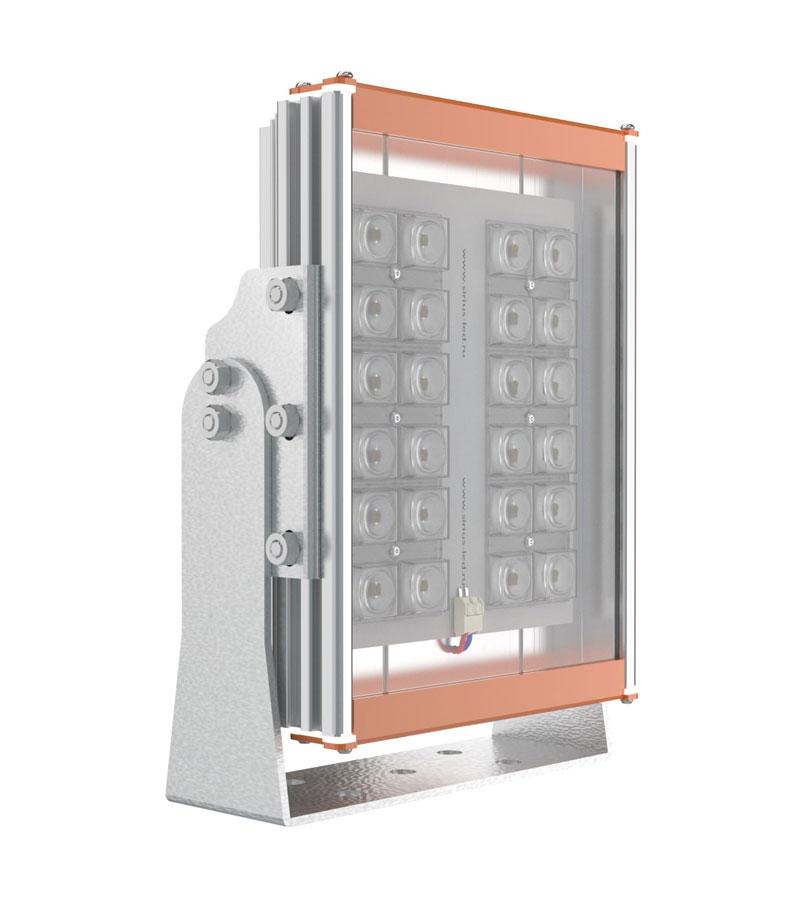Прожектор светодиодный СИРИУС-ДБУ-01-54-К30/К13/Г53/Г68