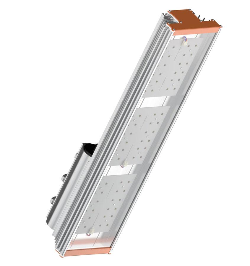 Уличный светодиодный светильник СИРИУС-ДКУ 01-162-Д120