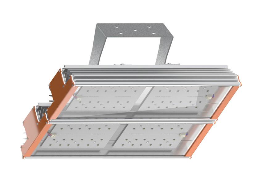 Промышленный светодиодный светильник СИРИУС-ДПП 02-162-Д120