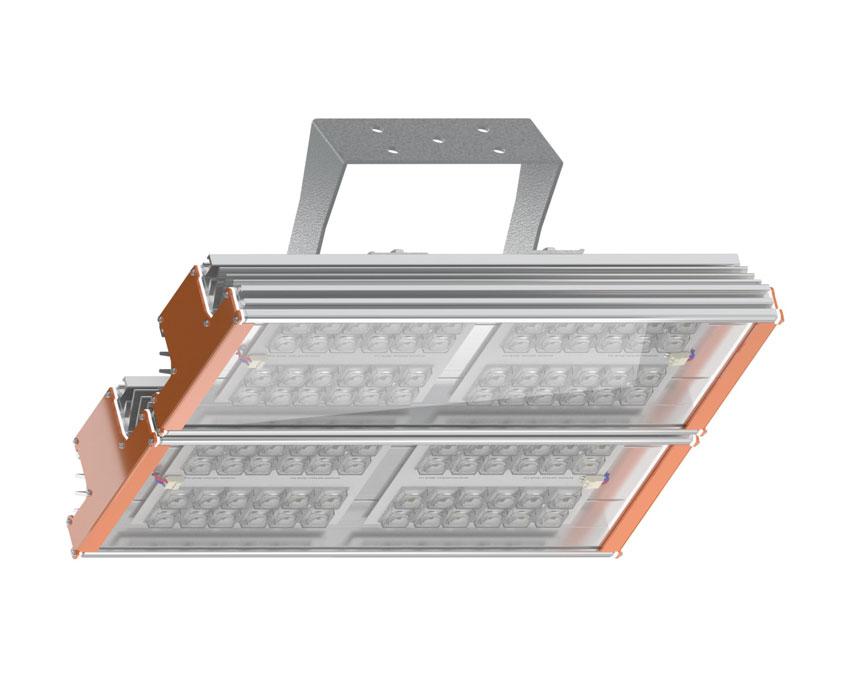 Промышленный светодиодный светильник СИРИУС-ДПП 02-162-К30/К13/Г53/Г68