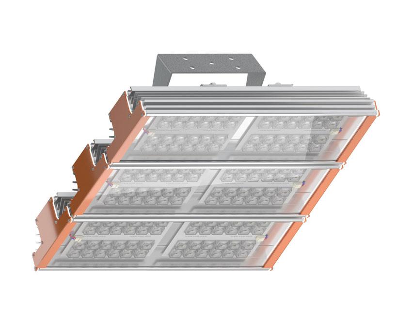 Промышленный светодиодный светильник СИРИУС-ДПП-03-324-К30/К13/Г53/Г68