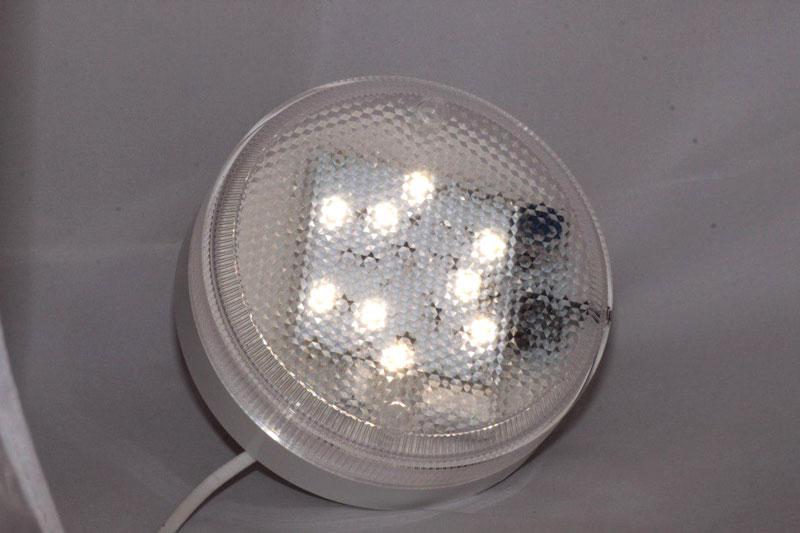 Светильник светодиодный для ЖКХ Альфа 3Д