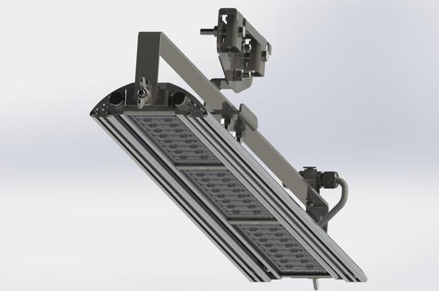 Светильник светодиодный УСС-120 Катана-Ш2 / К0/ К/ К1/ Г1