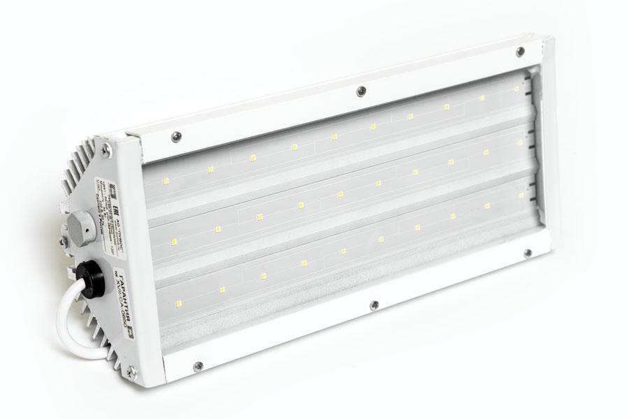 Прожектор светодиодный СЭС-01-30-Гелиос Архитектурный