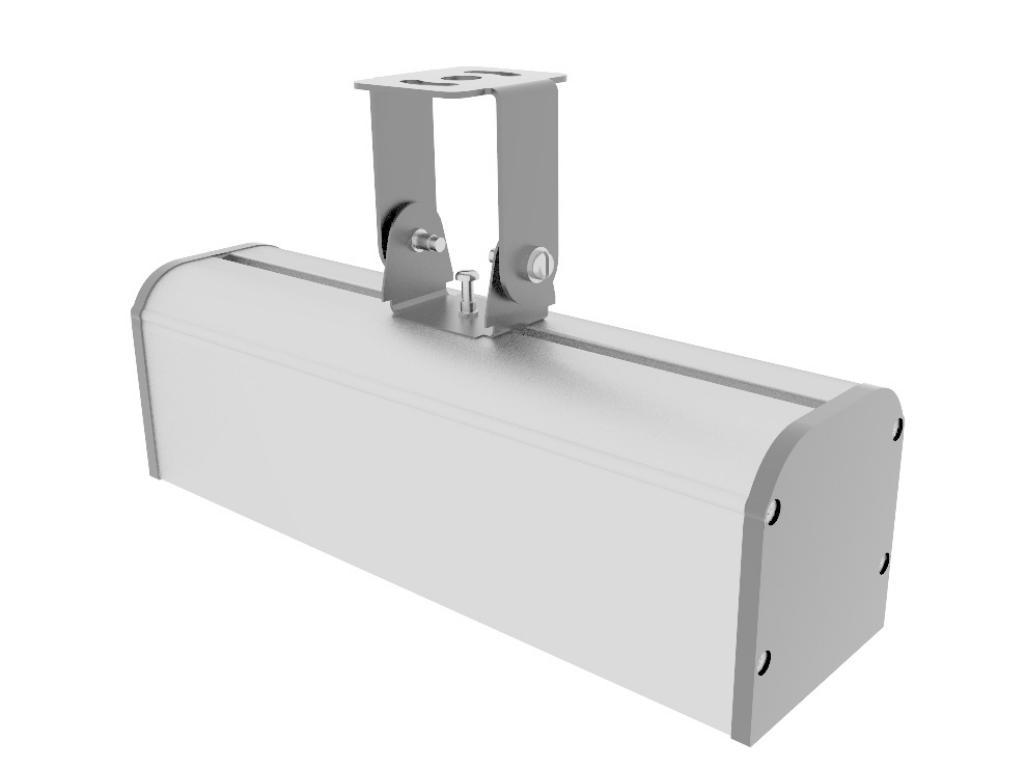 Светодиодный светильник SV-GNLINER-10-230-IP54(4000K/5000K)