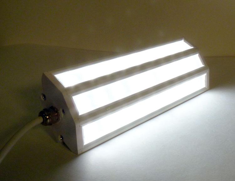 Светильник светодиодный для общего назначения СЭС-01-20-М1