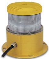 Светильник ЗОМ-6>2000cd, тип «B» и «C» Заградительный огонь средней интенсивности