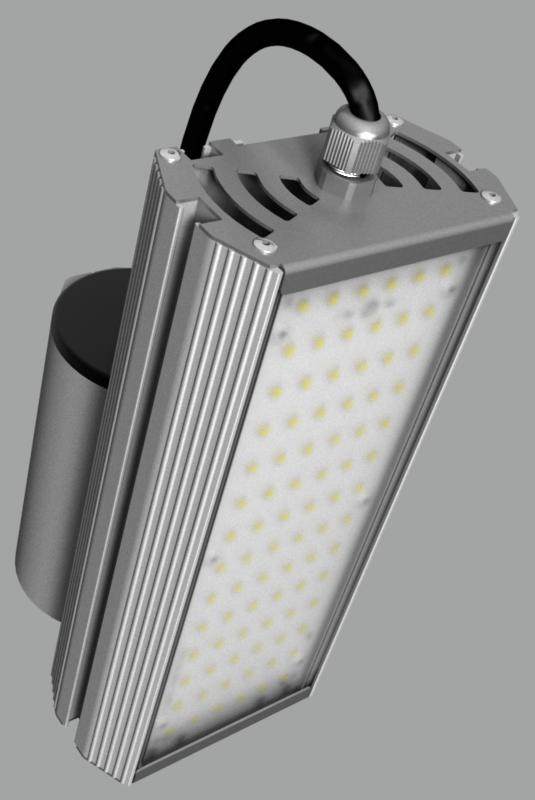 """Модульный светильник """"BM"""" с консольным креплением NEWLED.BM.32.120.5K.IP67.C"""