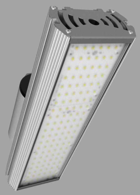 """Модульный светильник """"BM"""" с консольным креплением NEWLED.BM.48.120.5K.IP67.C"""