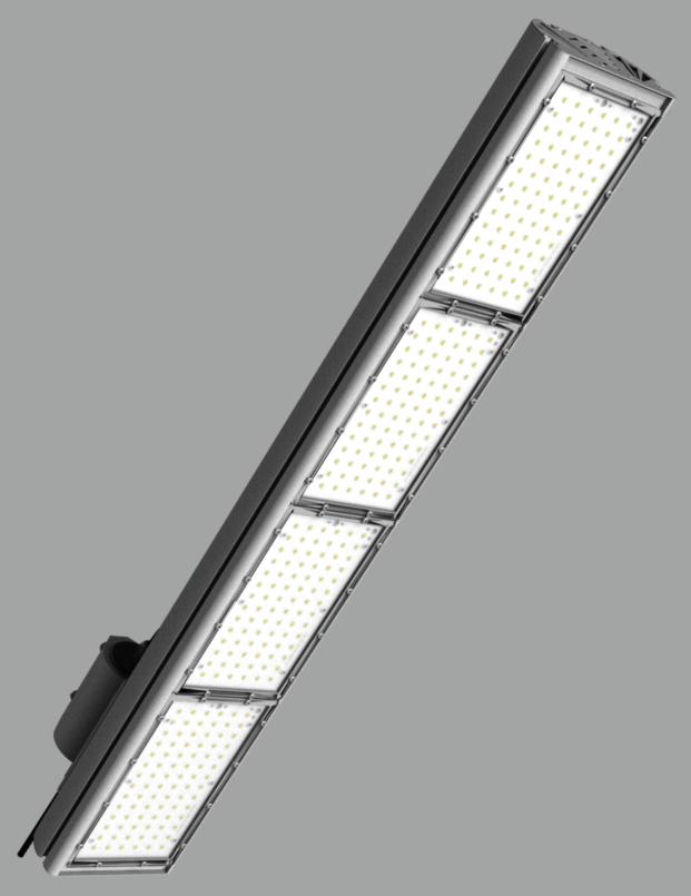 """Модульный светильник """"UM"""" с консольным креплением NEWLED.UM.192.120.5K.IP67.C"""