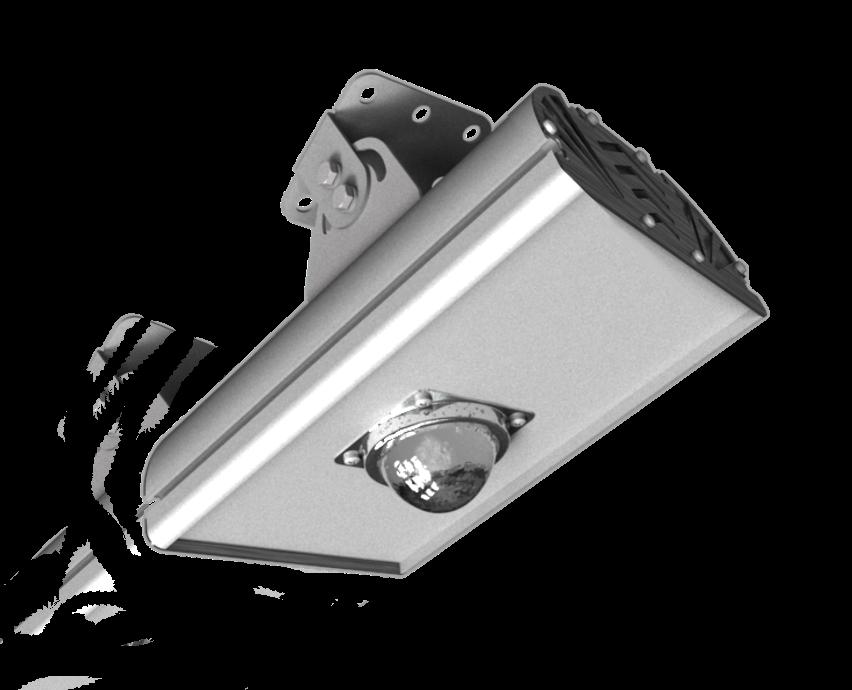 """Прожектор """"UMC"""" с овальным лучом NEWLED.UMC.40.135х75.5K.IP67"""