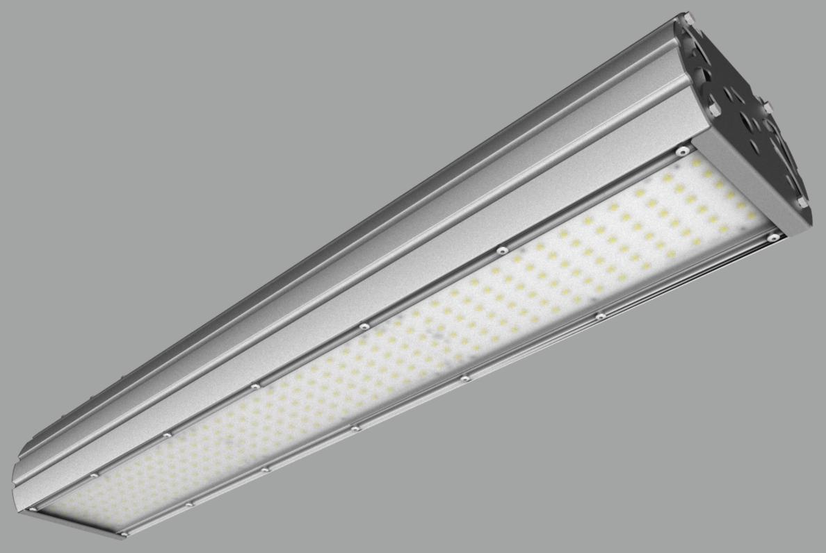 """Модульный ремонтопригодный светильник """"UMK"""" с консольным креплением NEWLED.UMK-R.144.120.5K.IP67.C"""