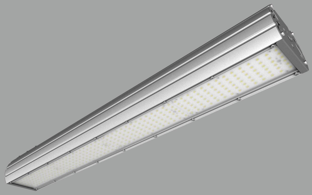 """Модульный ремонтопригодный светильник """"UMK"""" с консольным креплением NEWLED.UMK-R.192.120.5K.IP67.C"""