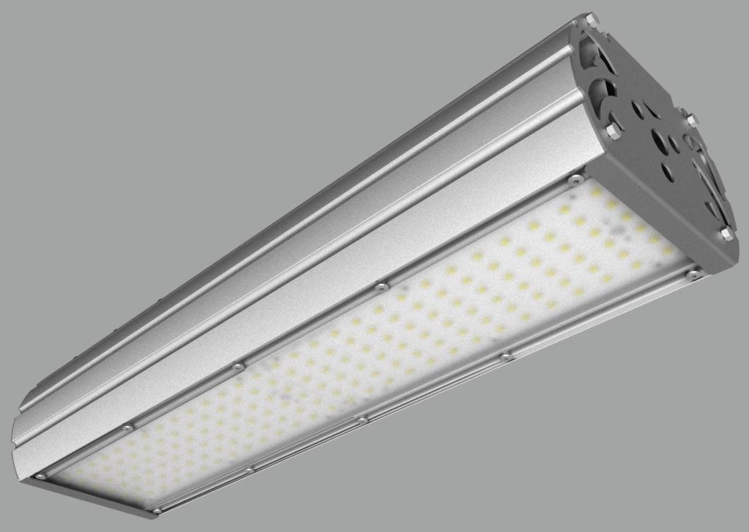 """Модульный ремонтопригодный светильник """"UMK"""" с консольным креплением NEWLED.UMK-R.96.120.5K.IP67.C"""