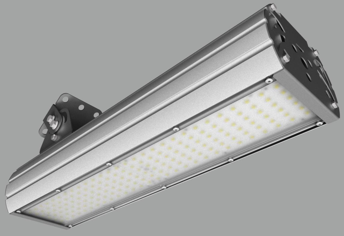 """Модульный ремонтопригодный светильник """"UMK"""" NEWLED.UMK-MW-R.96.120.5K.IP67"""