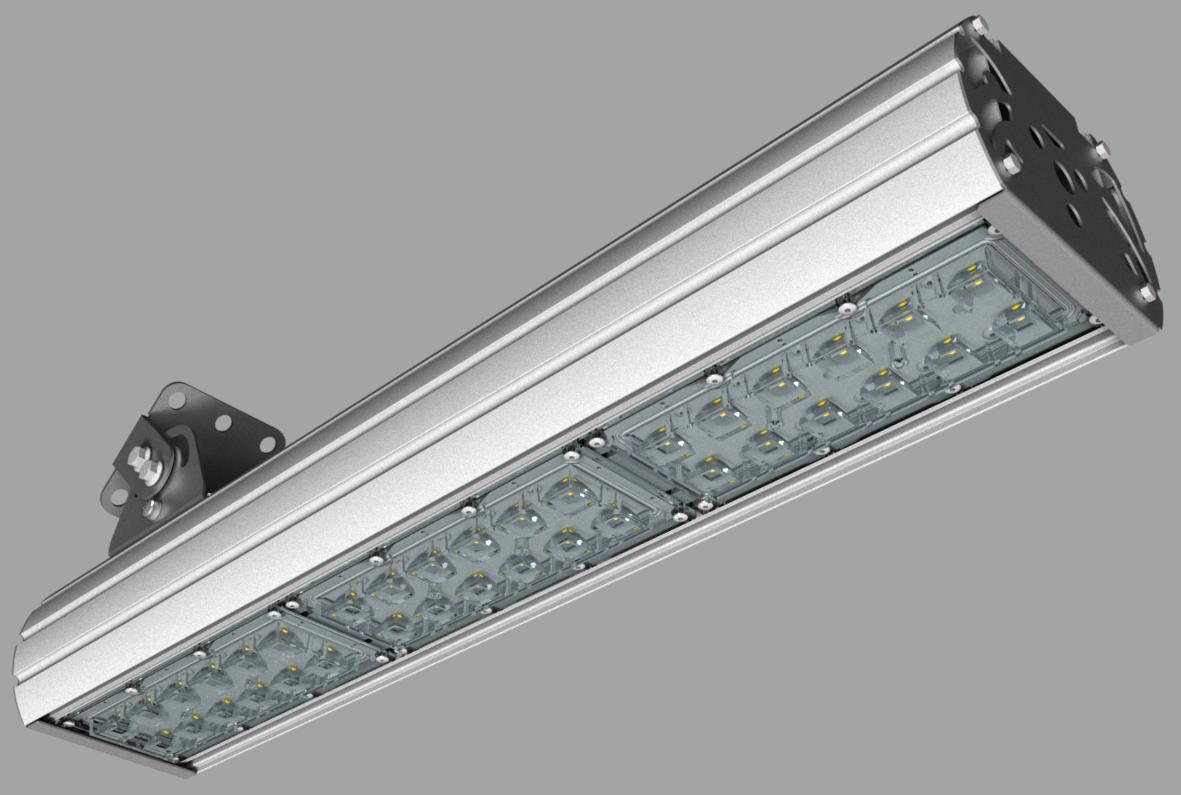 """Модульный светильник """"UMK"""" NEWLED.UMK-MW.120.120.5K.IP67"""
