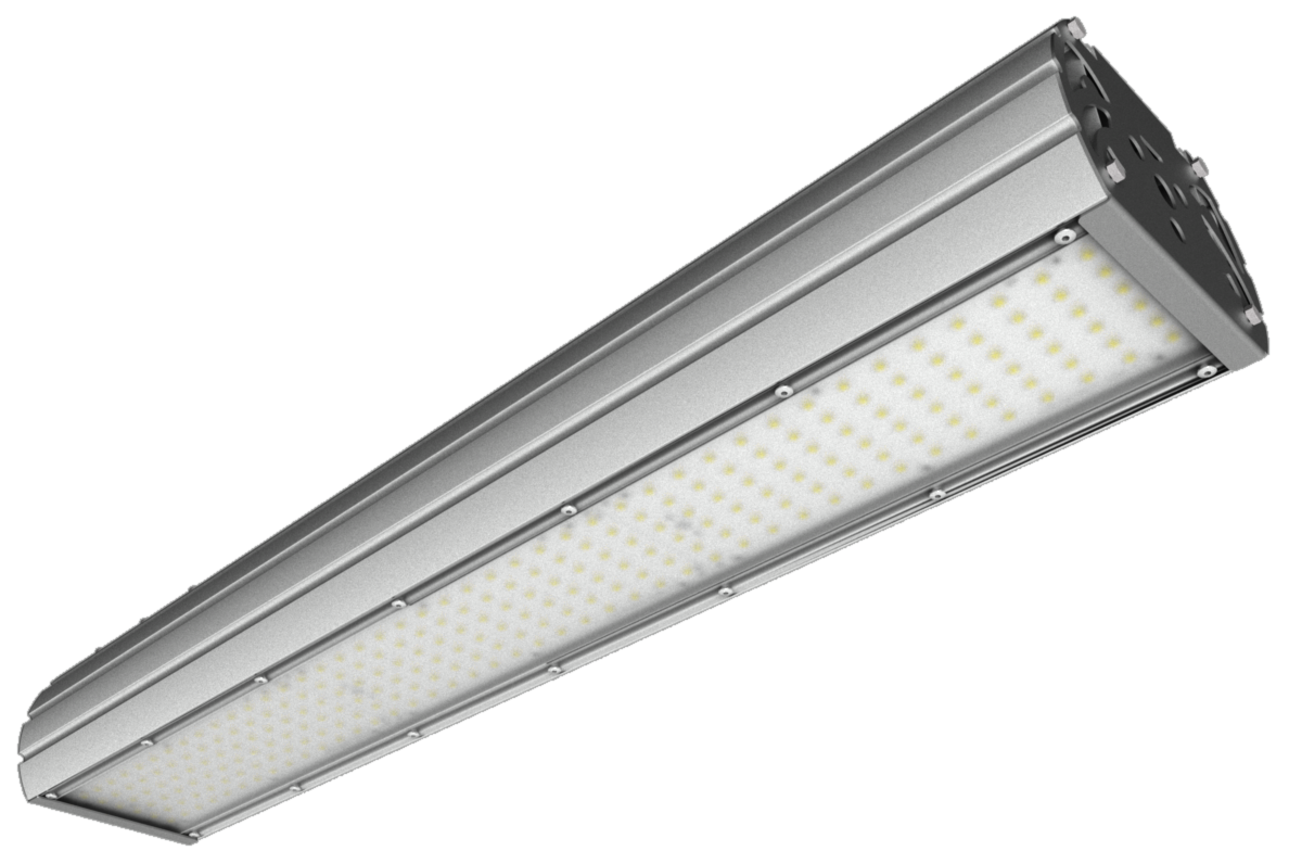 """Модульный светильник """"UMK"""" с консольным креплением NEWLED.UMK.144.120.5K.IP67.C"""