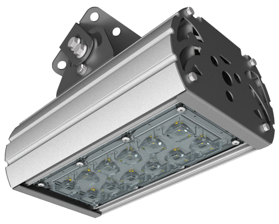 """Модульный светильник """"UMK"""" NEWLED.UMK-MW.40.120.5K.IP67"""