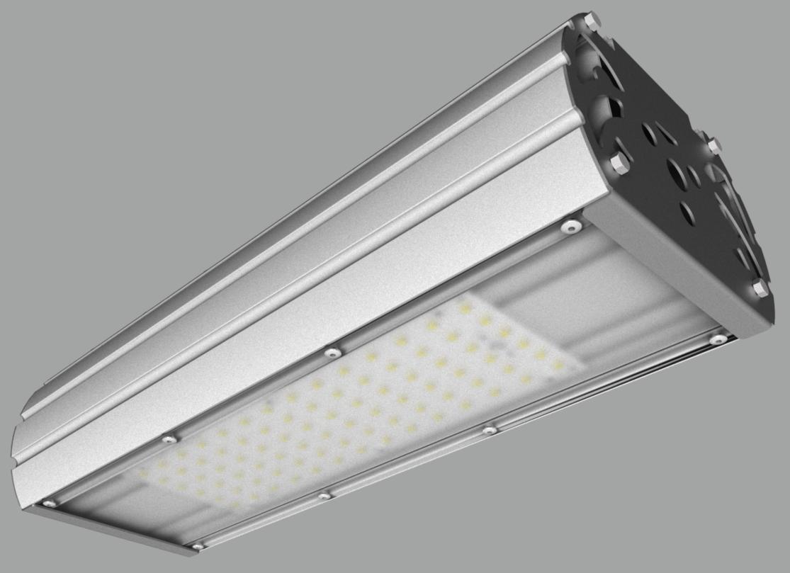 """Модульный светильник """"UMK"""" с консольным креплением NEWLED.UMK.48.120.5K.IP67.C"""