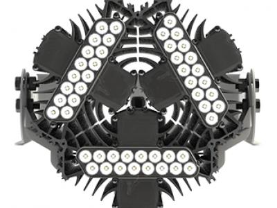 Промышленный светодиодный светильник L-lego 165 L