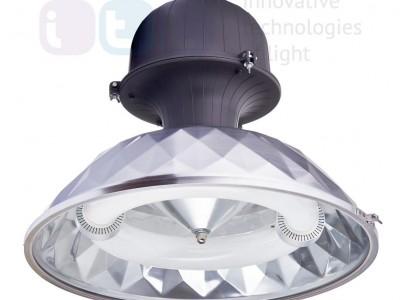 Светильник промышленный индукционный ITL-HB002 200W