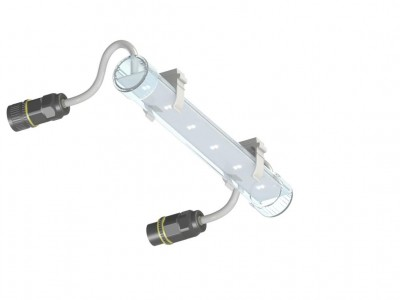 Архитектурный светодиодный светильник L-line A 0,5 RGB