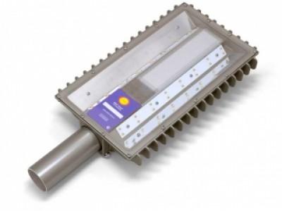 Светодиодный светильник промышленного назначения АТ-ДКУ-11-50 тип Street