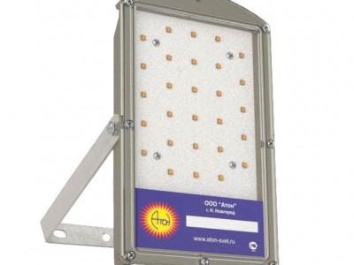 Светильник взрывозащищенный светодиодный LP-03-03/25-220VAC-IP67-EX серия LP-03