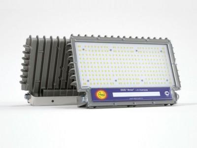 Светодиодный светильник промышленного назначения АТ-ДО-080 тип Star
