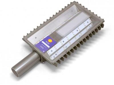 Светильник взрывозащищенный светодиодный АТ-ДКУ-11/70-220VAC-IP67 -EX серия Street